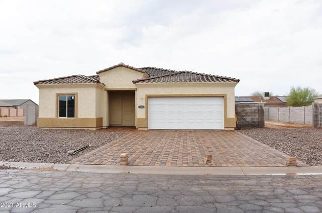 12433 W Obregon Drive, Arizona City, AZ 85123 (MLS #6265650) :: Devor Real Estate Associates
