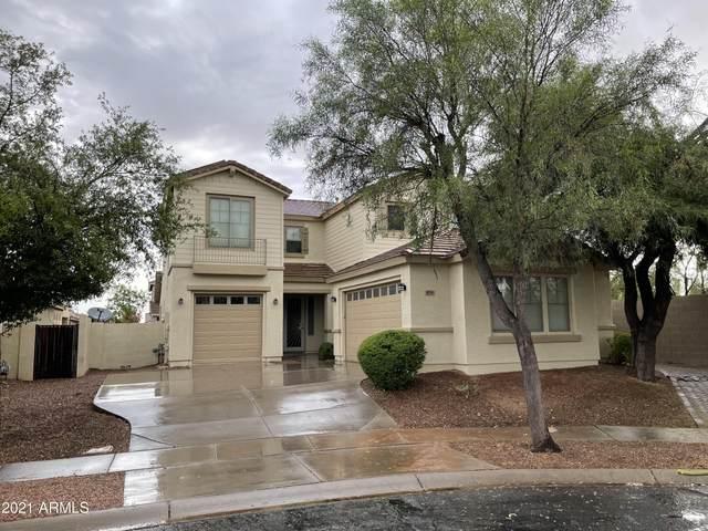 4784 E Cloudburst Court, Gilbert, AZ 85297 (MLS #6265687) :: Yost Realty Group at RE/MAX Casa Grande