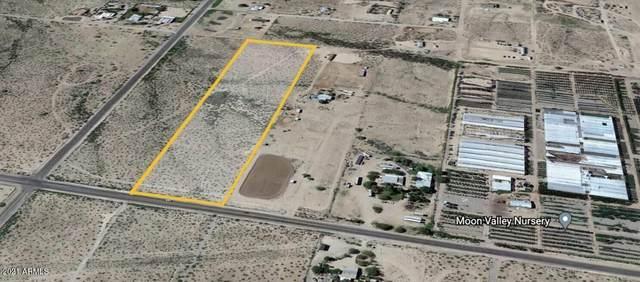 0 S 339TH Avenue, Tonopah, AZ 85354 (MLS #6265690) :: Howe Realty
