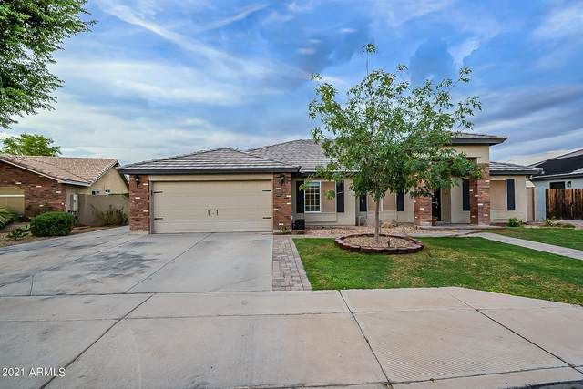 11224 E Ramona Avenue, Mesa, AZ 85212 (MLS #6265695) :: Yost Realty Group at RE/MAX Casa Grande