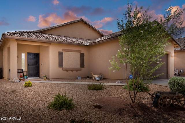 3491 Rhapsody Drive, Sierra Vista, AZ 85650 (MLS #6265711) :: Yost Realty Group at RE/MAX Casa Grande