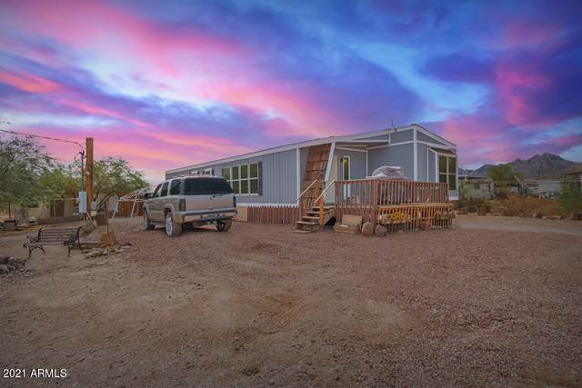 1358 W Frontier Street, Apache Junction, AZ 85120 (MLS #6265736) :: Yost Realty Group at RE/MAX Casa Grande