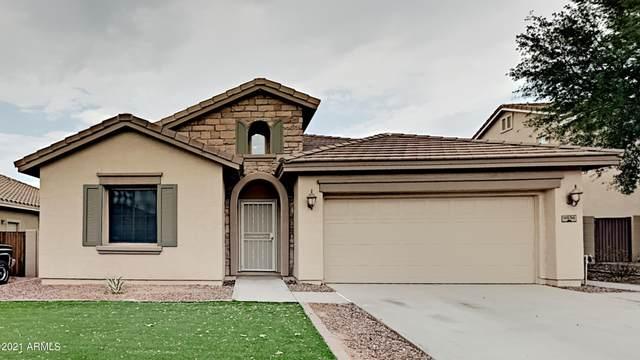 11536 E Sylvan Avenue, Mesa, AZ 85212 (MLS #6265740) :: Yost Realty Group at RE/MAX Casa Grande