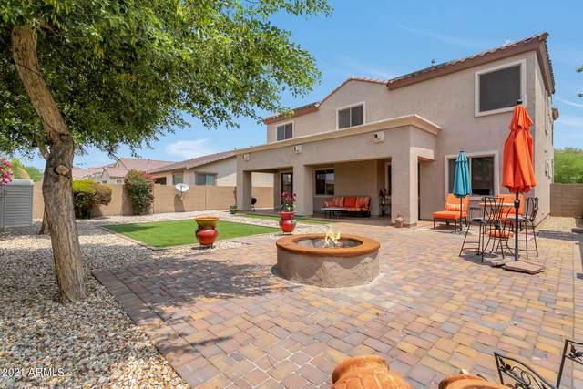 4256 N 157TH Avenue, Goodyear, AZ 85395 (MLS #6265742) :: The Daniel Montez Real Estate Group