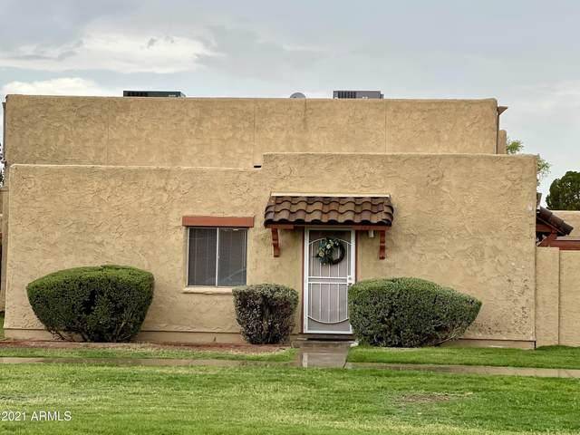 948 S Alma School Road #143, Mesa, AZ 85210 (MLS #6265753) :: Yost Realty Group at RE/MAX Casa Grande