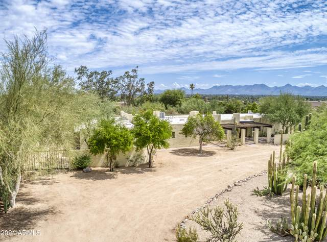 4660 E Mockingbird Lane, Paradise Valley, AZ 85253 (MLS #6265759) :: Devor Real Estate Associates