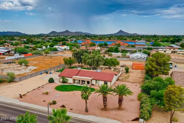 16002 N 44TH Street, Phoenix, AZ 85032 (MLS #6265765) :: Midland Real Estate Alliance