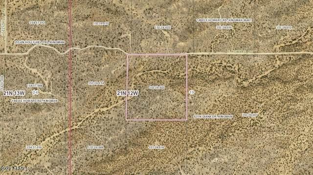 Lot 321 Howard Road, Kingman, AZ 86401 (MLS #6265794) :: The Garcia Group
