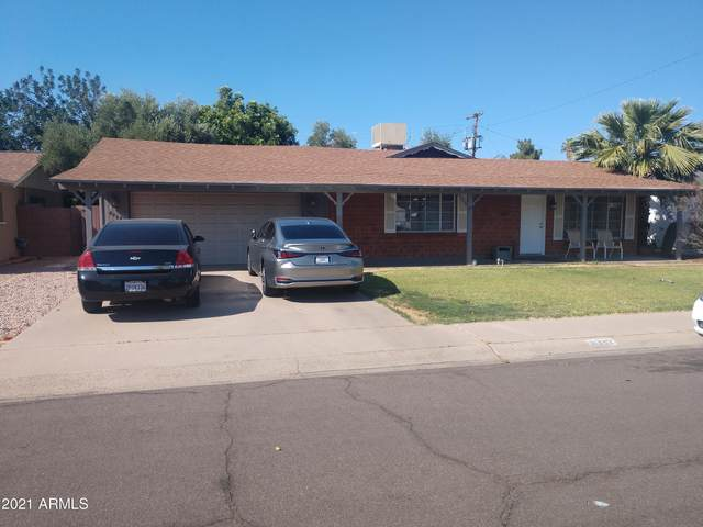 8332 E Turney Avenue, Scottsdale, AZ 85251 (MLS #6265804) :: Executive Realty Advisors
