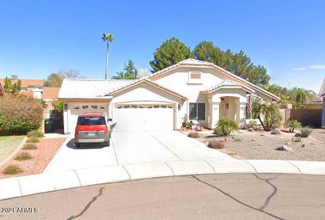 4312 W Camino Vivaz, Glendale, AZ 85310 (#6265838) :: Long Realty Company