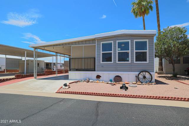 7750 E Broadway Road #476, Mesa, AZ 85208 (MLS #6265840) :: Jonny West Real Estate