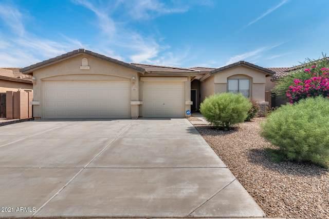 25585 W St Kateri Drive, Buckeye, AZ 85326 (MLS #6265857) :: Klaus Team Real Estate Solutions
