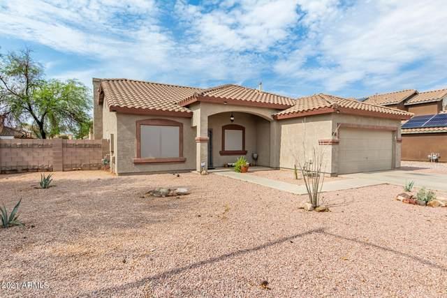670 E Palo Verde Street, Casa Grande, AZ 85122 (MLS #6265870) :: Executive Realty Advisors