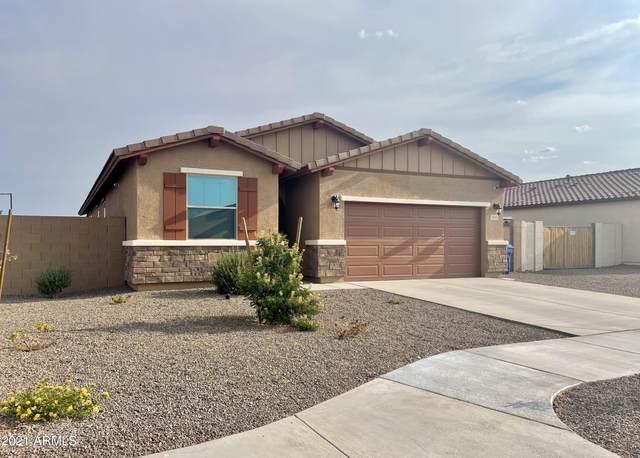 18613 W Williams Road, Surprise, AZ 85387 (MLS #6265887) :: Executive Realty Advisors