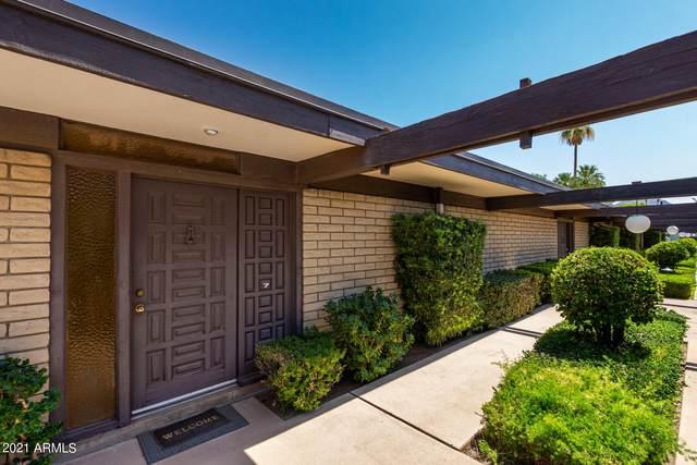 5028 N 34TH Street #7, Phoenix, AZ 85018 (MLS #6265896) :: Executive Realty Advisors