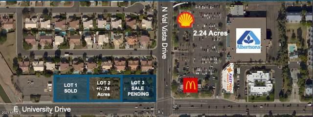406 N Val Vista Drive, Mesa, AZ 85213 (MLS #6265897) :: Keller Williams Realty Phoenix