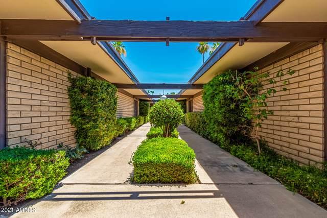 5028 N 34TH Street #9, Phoenix, AZ 85018 (MLS #6265906) :: Executive Realty Advisors