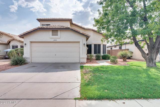 1326 N Blackstone Drive, Chandler, AZ 85224 (MLS #6265908) :: Yost Realty Group at RE/MAX Casa Grande