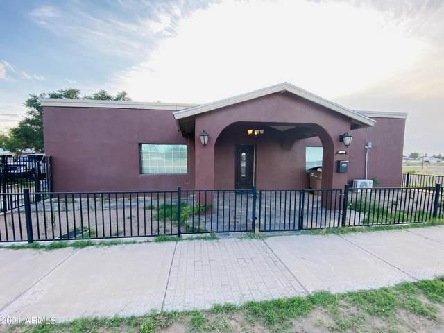 1760 N I Avenue, Douglas, AZ 85607 (MLS #6265916) :: Fred Delgado Real Estate Group