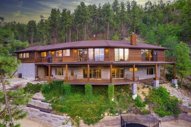 2700 W Butterfly Ridge, Prescott, AZ 86303 (MLS #6265923) :: Yost Realty Group at RE/MAX Casa Grande