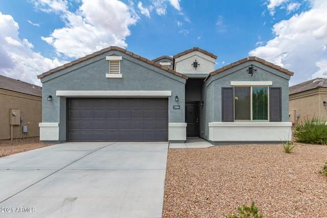 30886 W Fairmount Avenue, Buckeye, AZ 85396 (MLS #6265929) :: Yost Realty Group at RE/MAX Casa Grande