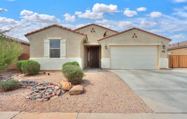 40142 W Ganly Way, Maricopa, AZ 85138 (MLS #6265939) :: Executive Realty Advisors