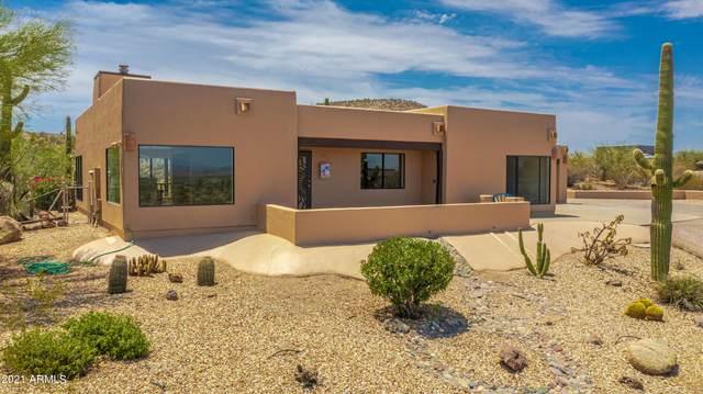 145 W Via Tortuga Drive, Wickenburg, AZ 85390 (MLS #6265948) :: Long Realty West Valley