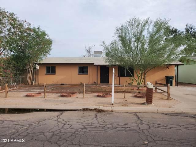 1041 N Campbell Drive, Casa Grande, AZ 85122 (MLS #6265961) :: Yost Realty Group at RE/MAX Casa Grande