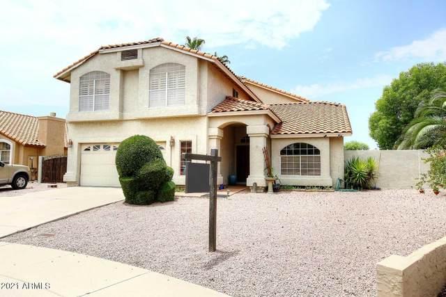 19212 N 36TH Place, Phoenix, AZ 85050 (MLS #6265990) :: Executive Realty Advisors