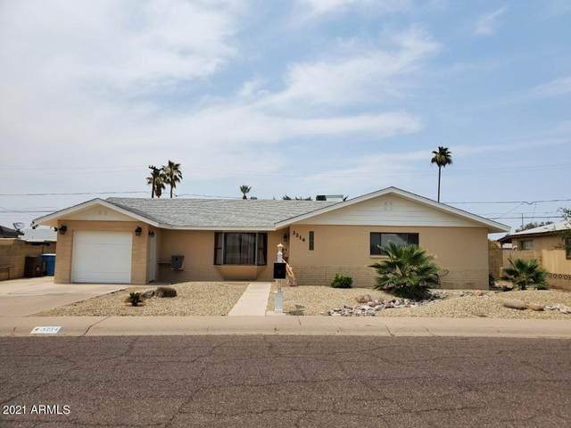 3214 W Columbine Drive, Phoenix, AZ 85029 (MLS #6265991) :: Executive Realty Advisors