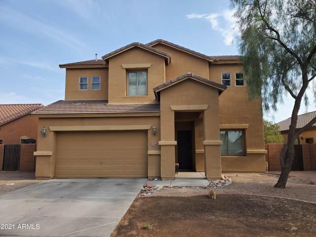 1239 E Prickly Pear Street, Casa Grande, AZ 85122 (MLS #6266010) :: Executive Realty Advisors