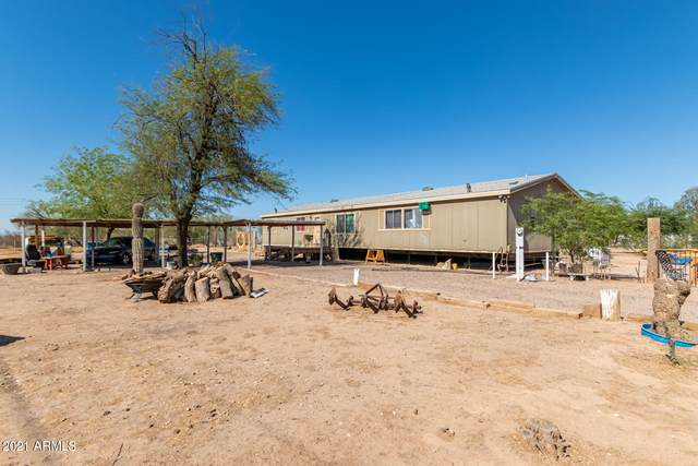 10827 S 204TH Avenue, Buckeye, AZ 85326 (MLS #6266016) :: Conway Real Estate