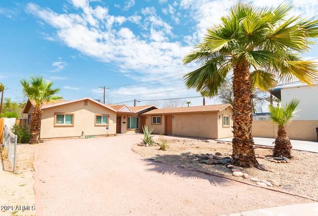 1205 S Butte Avenue, Tempe, AZ 85281 (MLS #6266035) :: Yost Realty Group at RE/MAX Casa Grande