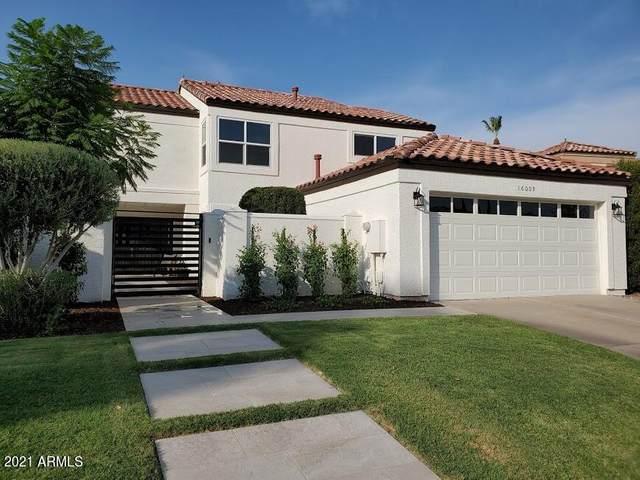 16009 S 34TH Way, Phoenix, AZ 85048 (MLS #6266037) :: Devor Real Estate Associates