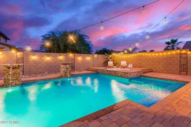 21005 W Eastview Way, Buckeye, AZ 85396 (MLS #6266057) :: Long Realty West Valley