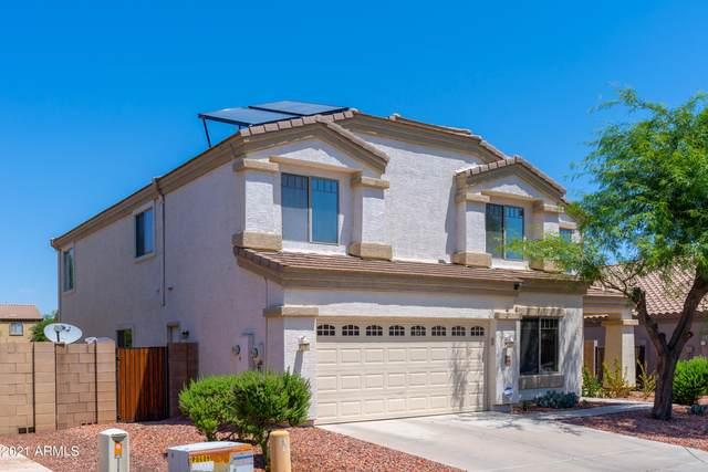 11144 W Hazelwood Street, Phoenix, AZ 85037 (MLS #6266060) :: Klaus Team Real Estate Solutions
