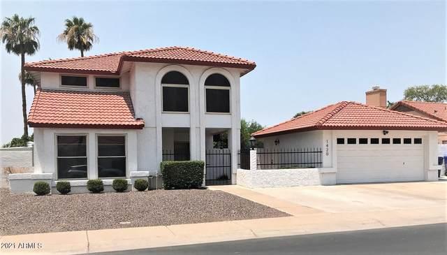 1420 N Spire Court, Chandler, AZ 85224 (MLS #6266080) :: Devor Real Estate Associates