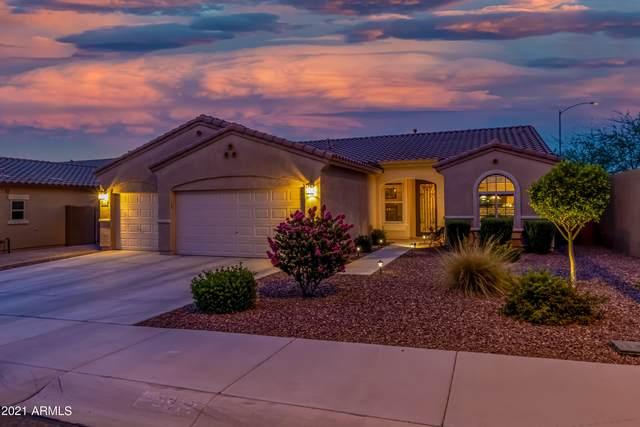 9912 W Villa Chula, Peoria, AZ 85383 (MLS #6266085) :: Yost Realty Group at RE/MAX Casa Grande