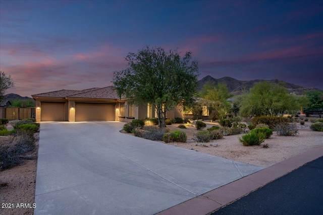 5680 E Villa Cassandra Way, Carefree, AZ 85377 (MLS #6266105) :: The Riddle Group