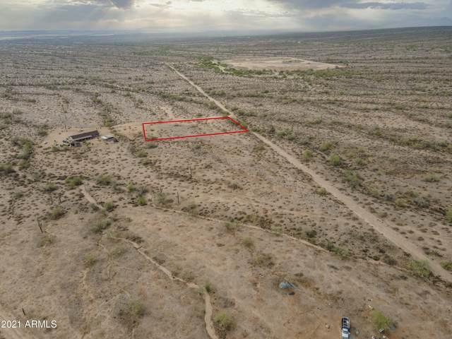 0 S Randall Road, Maricopa, AZ 85139 (MLS #6266116) :: The Laughton Team