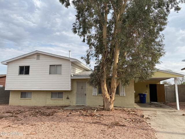 709 E Taylor Street, Tempe, AZ 85281 (MLS #6266118) :: The Carin Nguyen Team