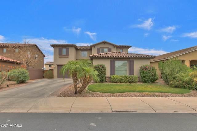 708 W Dragon Tree Avenue, Queen Creek, AZ 85140 (MLS #6266142) :: Long Realty West Valley