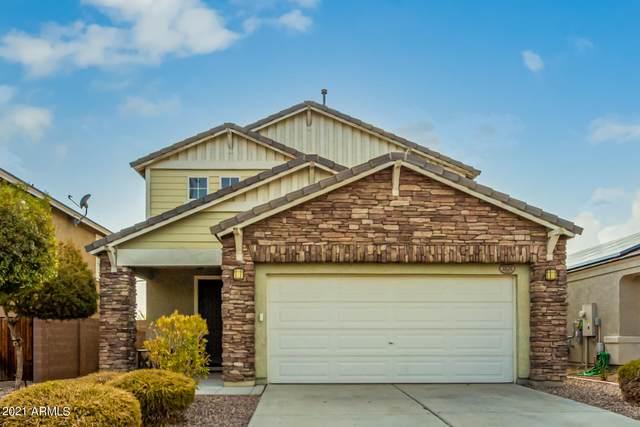 3824 N 292ND Lane, Buckeye, AZ 85396 (MLS #6266144) :: Yost Realty Group at RE/MAX Casa Grande