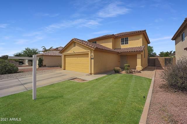 12922 N Palm Street, El Mirage, AZ 85335 (MLS #6266147) :: Yost Realty Group at RE/MAX Casa Grande