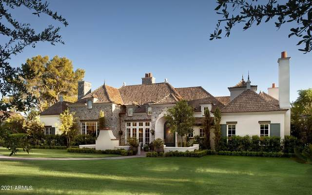 5717 E Via Los Ranchos, Paradise Valley, AZ 85253 (MLS #6266159) :: Elite Home Advisors
