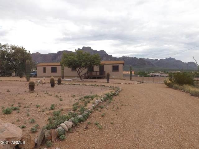 665 N Muleshoe Road N, Apache Junction, AZ 85119 (MLS #6266185) :: Yost Realty Group at RE/MAX Casa Grande