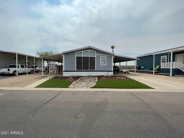 2000 S Apache Road #166, Buckeye, AZ 85326 (MLS #6266195) :: Dave Fernandez Team | HomeSmart