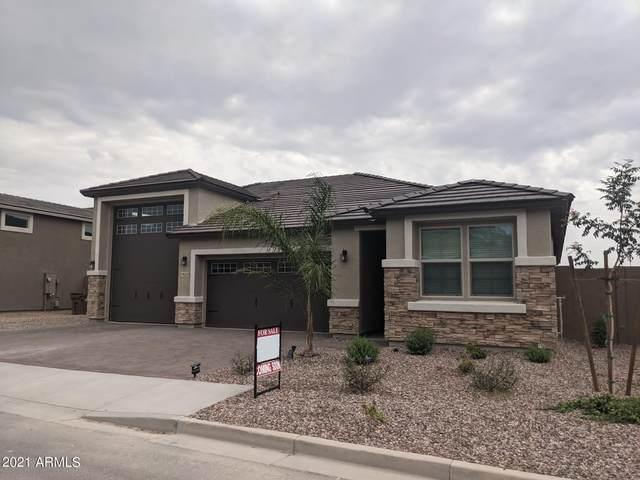 9839 E Harvest Road, Florence, AZ 85132 (MLS #6266196) :: Devor Real Estate Associates