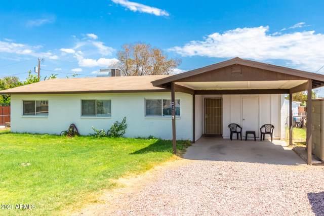 211 7TH Avenue W, Buckeye, AZ 85326 (MLS #6266216) :: Klaus Team Real Estate Solutions