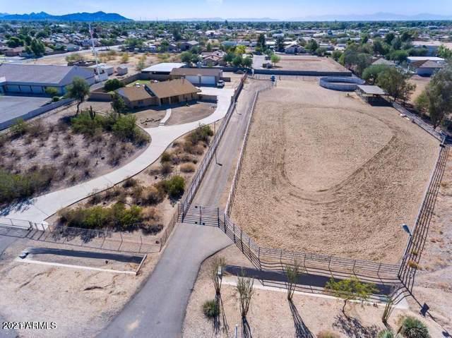 3735 W Beardsley Road, Glendale, AZ 85308 (MLS #6266218) :: Service First Realty